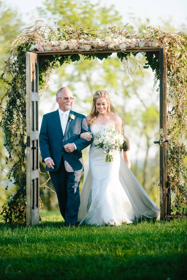 Right Before You Take That First Step Towards The Love Of Your Life These Doors Look Amazing On Their Own Or Can Be Decked Out And Decorated With