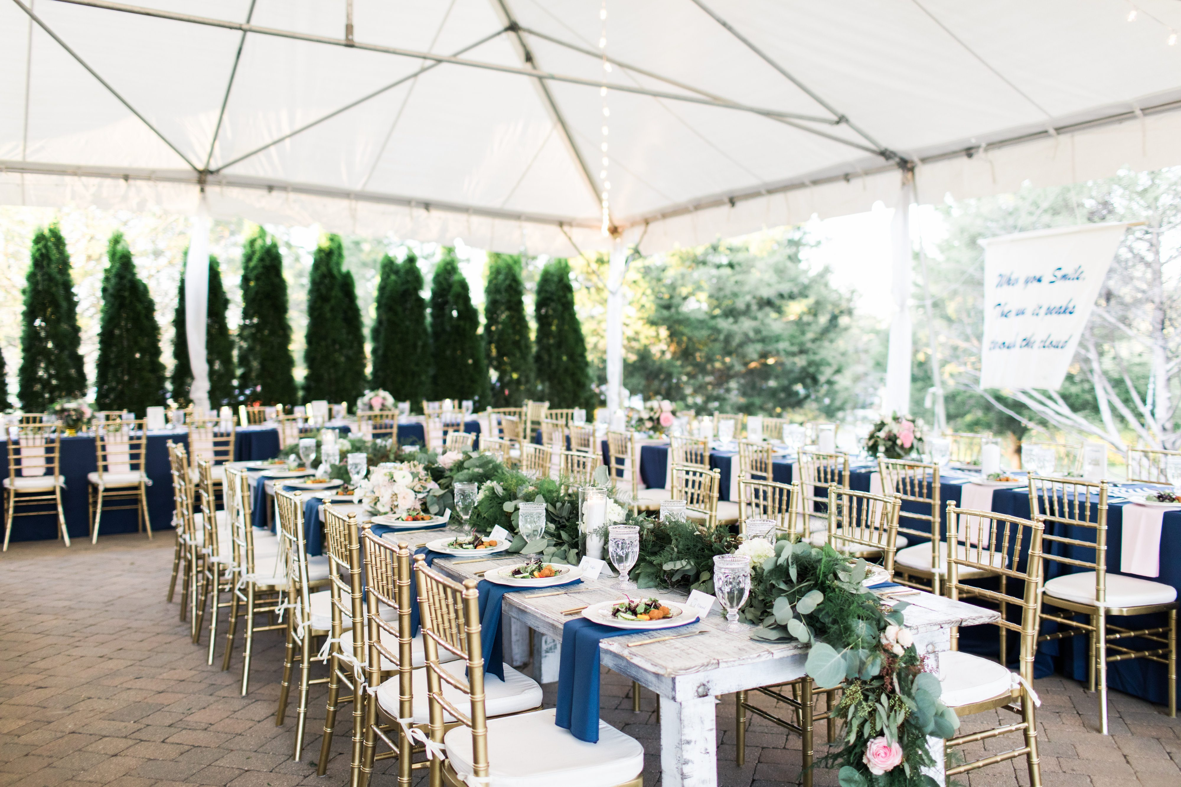 Preppy Plantation Wedding
