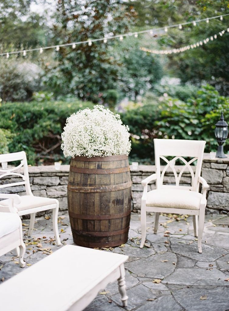 In Stock Fall Wedding Rentals