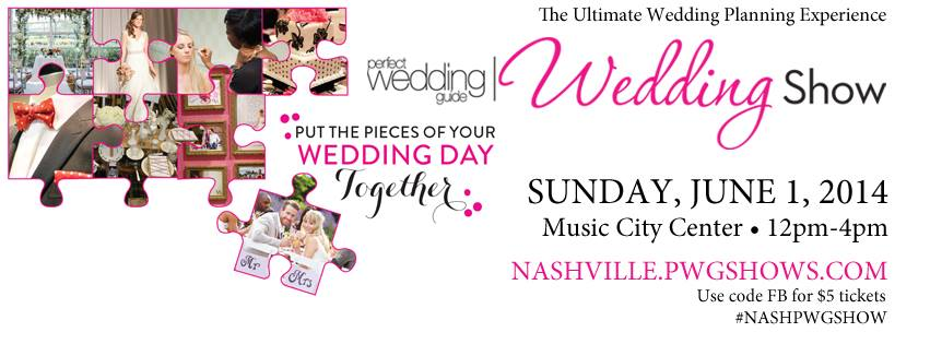 PWG Bridal Show, Southern Events