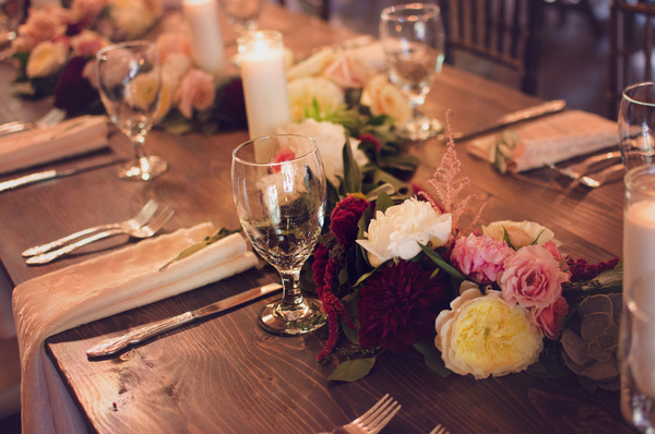 Southern Events, Boho Rustic Wedding Flowers, Krista Lee Photography (1) -