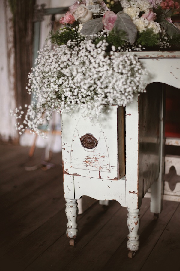 Southern Events, Shabby Chic Barn Wedding Nashvill, Photographix (5)