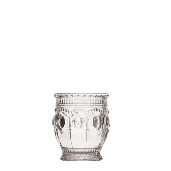 Hob Nob Rocks Glass, Glassware, Southern Events Party Rental