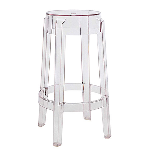 Southern Events Party Rental Company, Ghost Bar Stool, Clear Acrylic Bar Stool