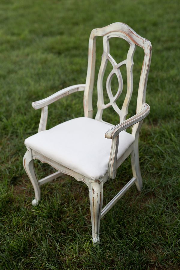 Annabelle Arm Chair, Vintage Ivory Chair with neutral cushion, Southern Events Nashville_600_900