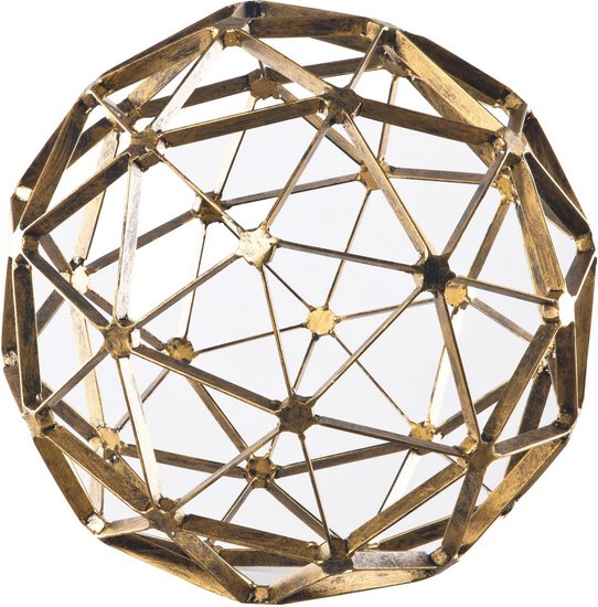 Gold Metal Sphere, Southern Events Party Rentals Nashville