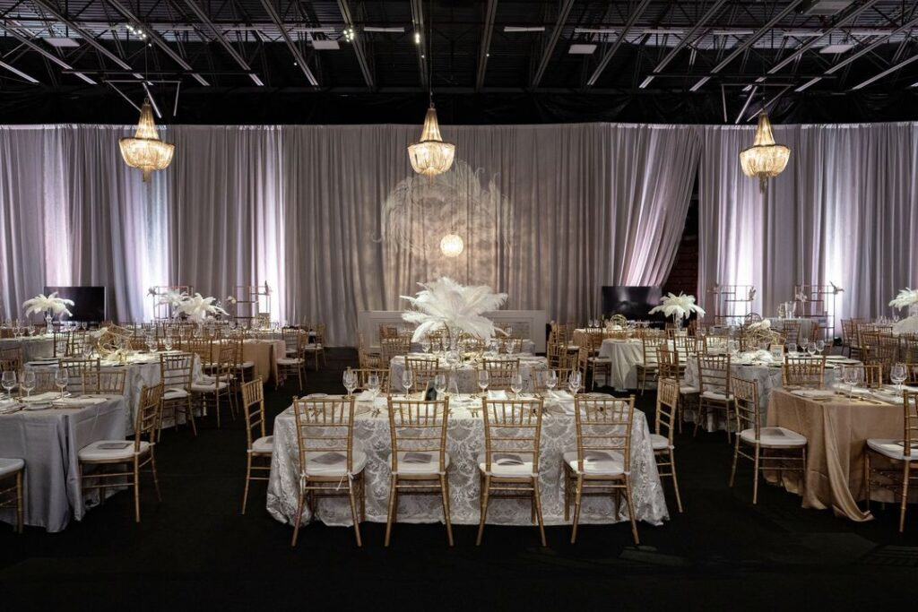 gold and ivory gala