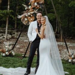 boho luxe wedding