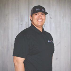 Eric Pinote, Logistics Manager
