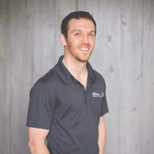 Jordan Bason, Inventory Manager