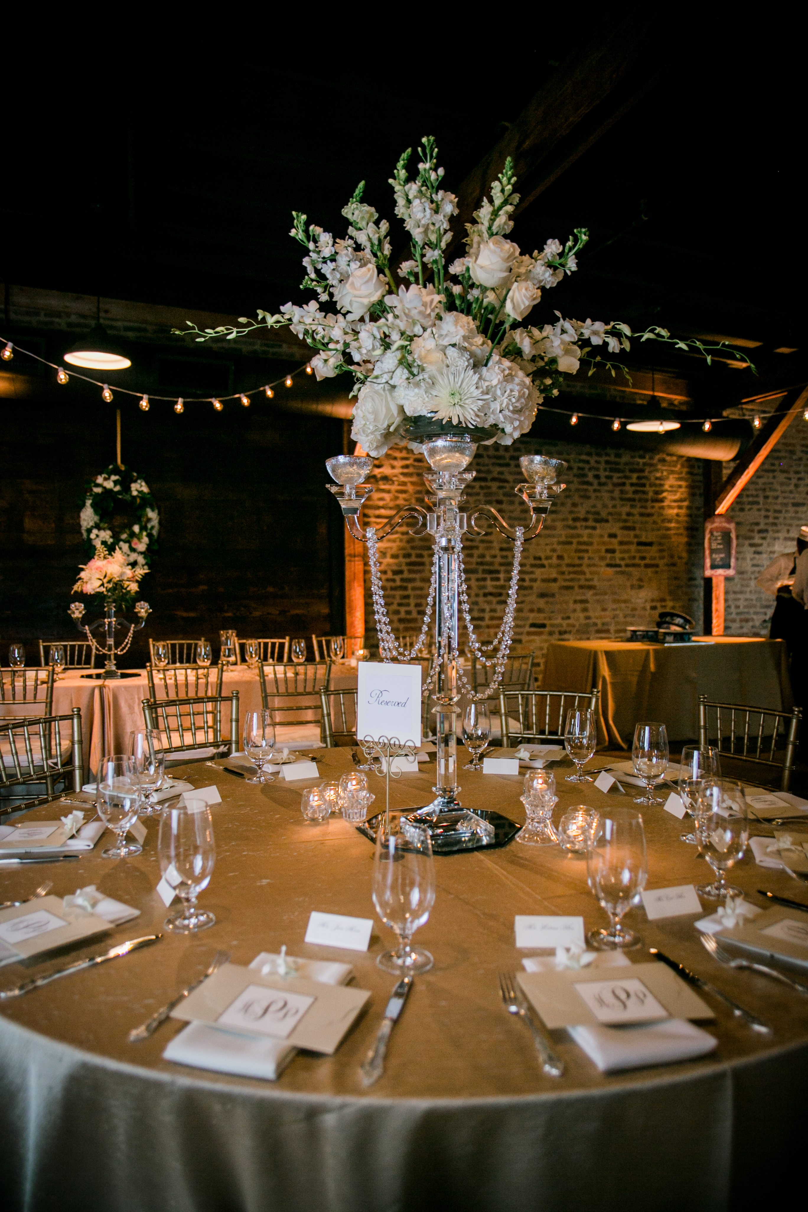 Classic Wedding At Houston Station Southern Events Party