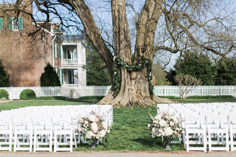 Wedding Plantation   Preppy Plantation Wedding Carnton Plantation Southern Events
