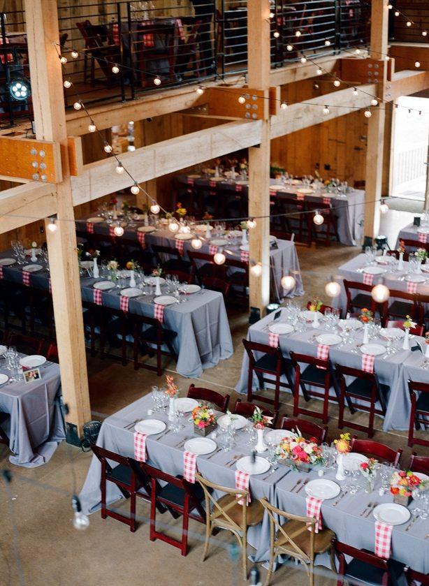 Upscale Picnic Wedding At Green Door Gourmet Southern