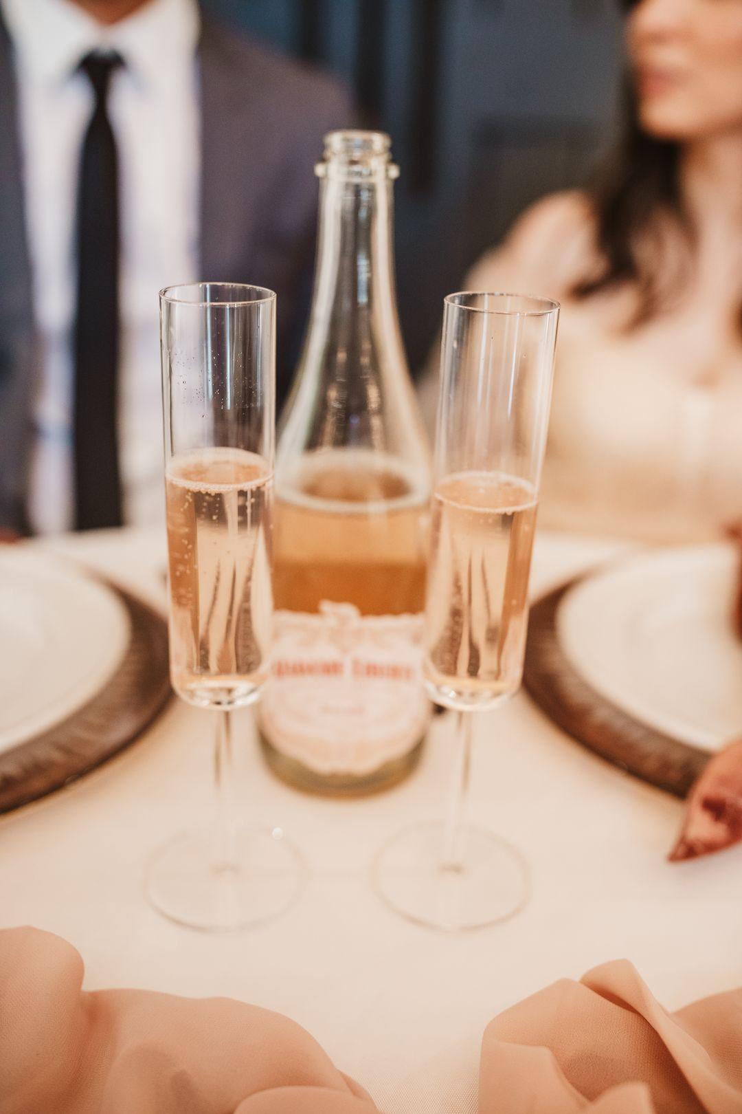 wedding servingware