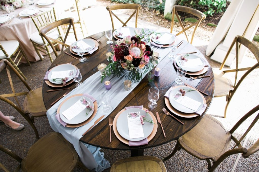 Fruitwood Farm Tables Archives Southern Events Party Rental