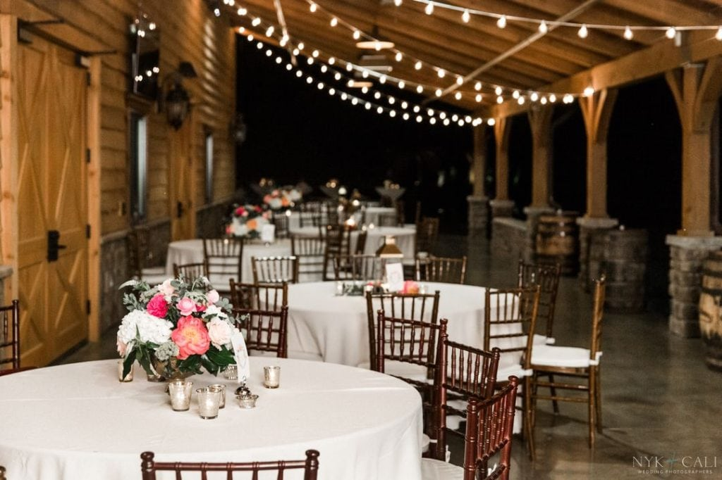 Southern Events Party Rental At Sycamore Farms In Nashville Tn