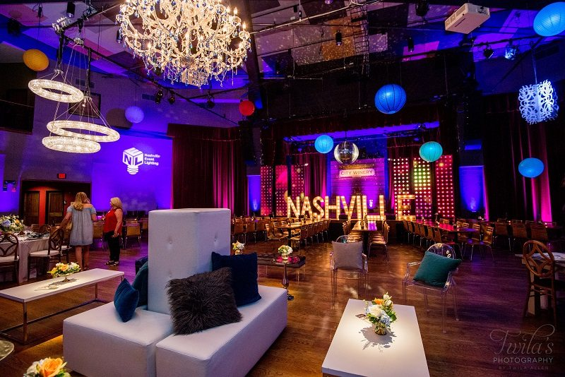 Nashville Tn Event Photography Corporate Conventions: Modern Event Rentals In Nashville, TN By Southern Events