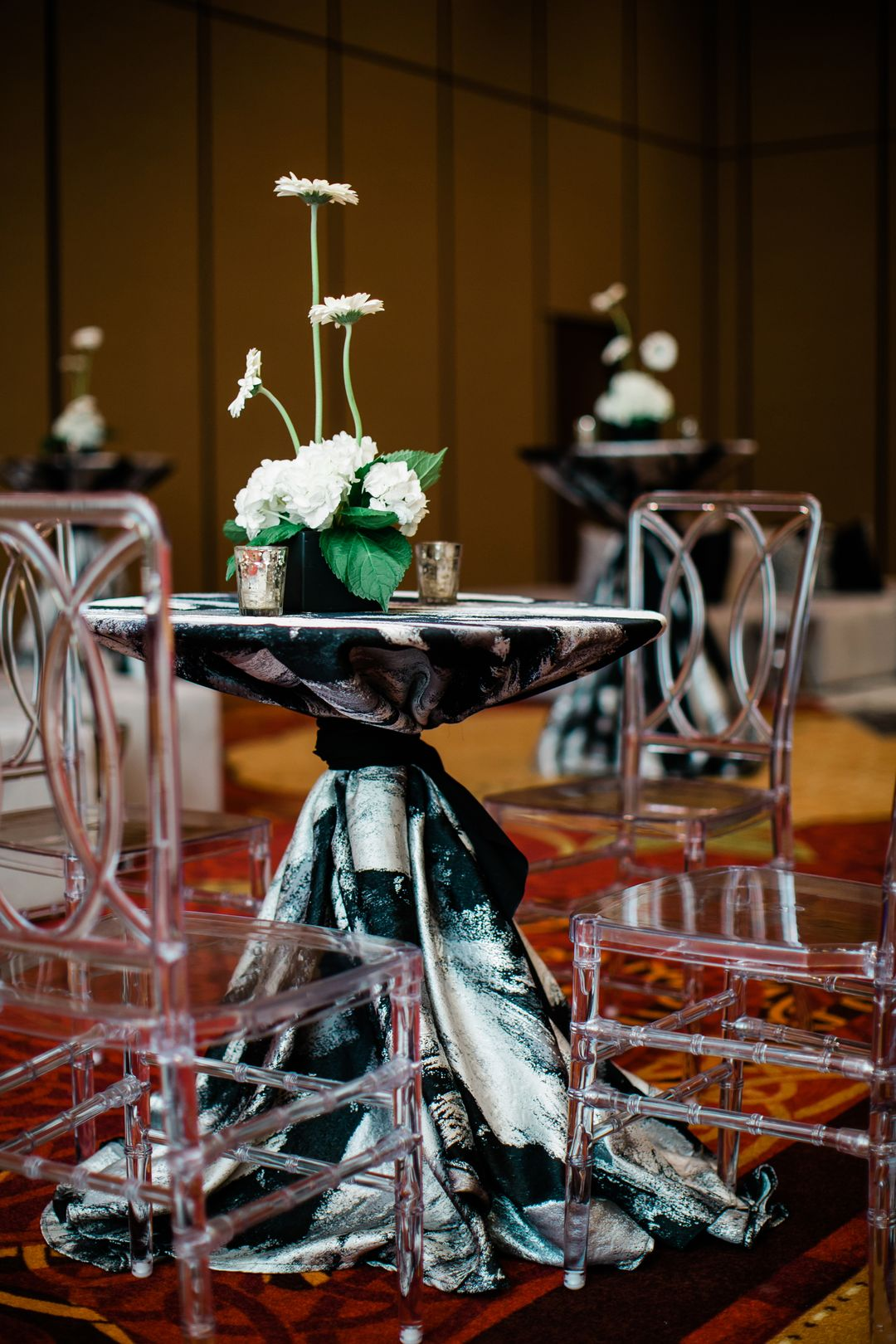 acrylic chairs for event