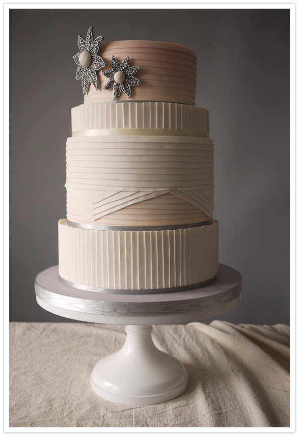 fancy wedding cake get your quot just desserts quot southern events rental 14192