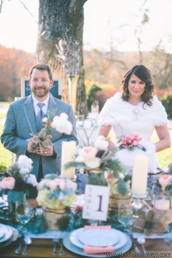 Southern Events Party Rental, Winter Wonderland Wedding Inspiration, JessieHolloway (23)
