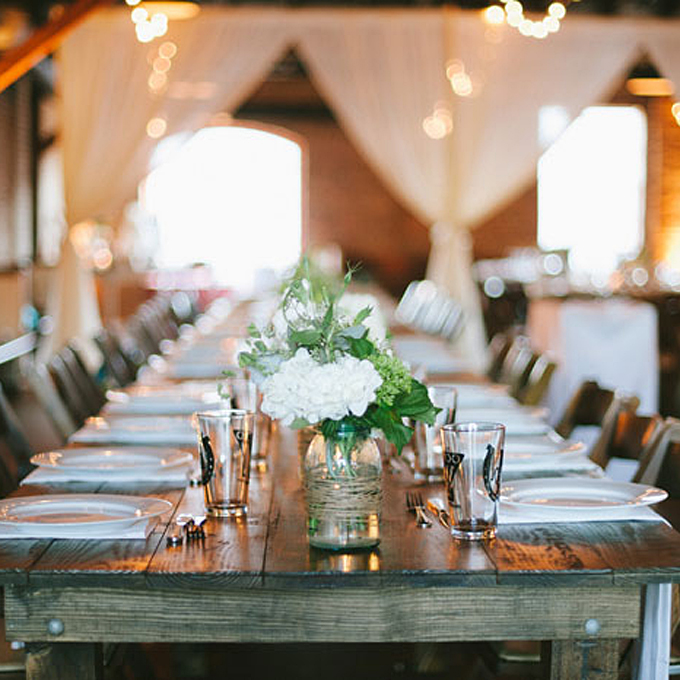 Southern Events Farm Table