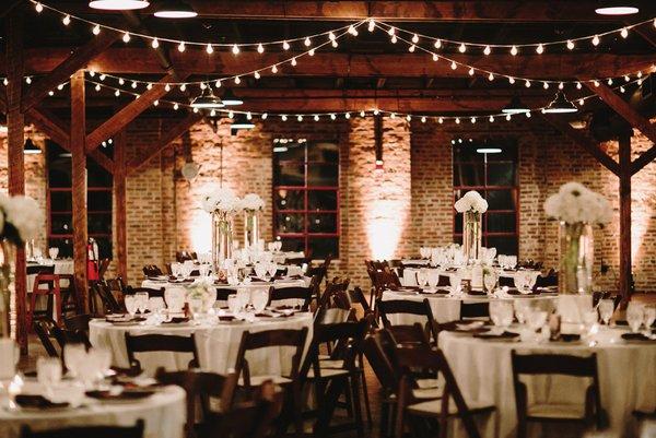 Southern Events Wedding Rentals Nashville, Elegant Urban Wedding Q Avenue Photography (7)