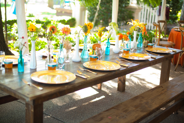 Southern Events, Colorful Wedding with Krista Lee Photography  (22)
