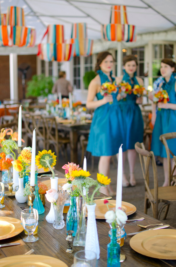 Southern Events, Colorful Wedding with Krista Lee Photography  (23)