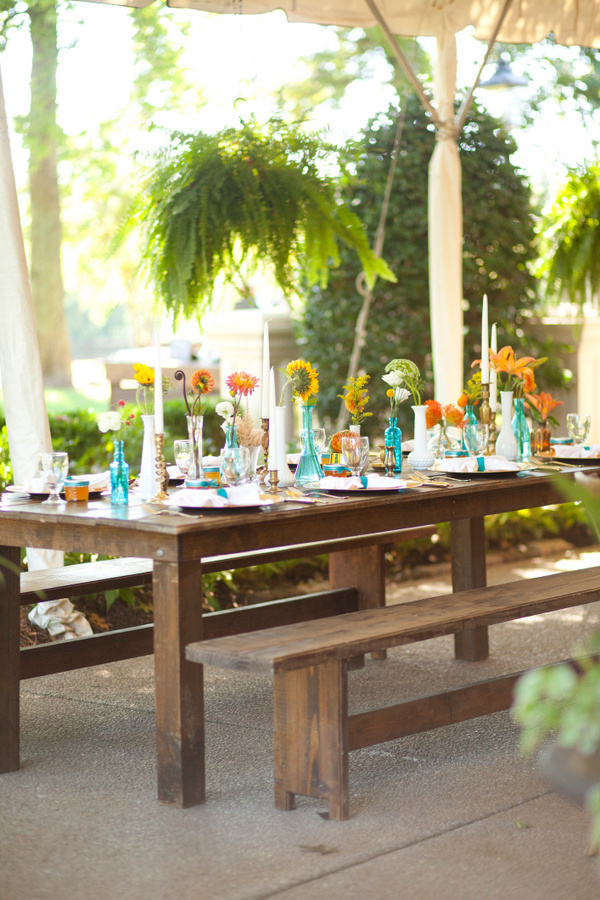 Southern Events, Colorful Wedding with Krista Lee Photography  (32)