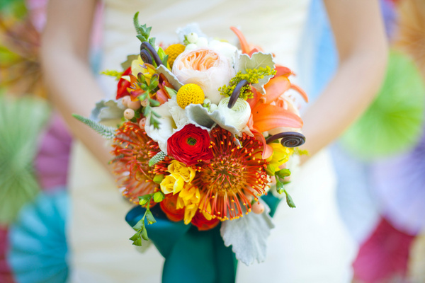 Southern Events, Colorful Wedding with Krista Lee Photography  (7)