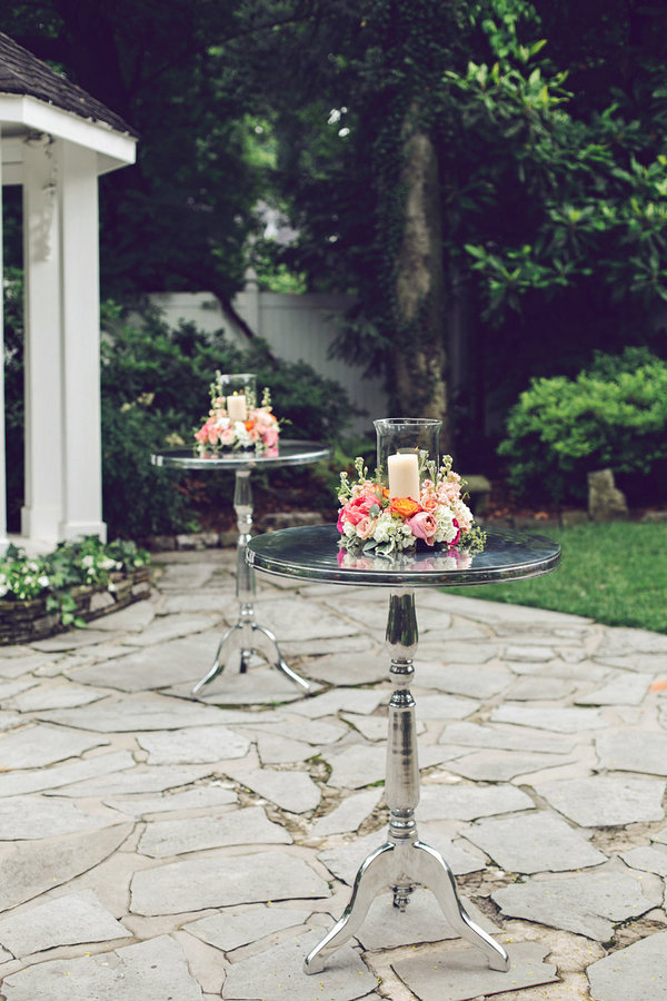 Southern Events, Gold and Coral Table, CJ's Off the Square, Amy Nicole (5)