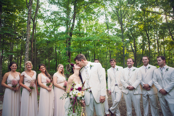 Southern Events, Boho Rustic Wedding Flowers, Krista Lee Photography (9) -