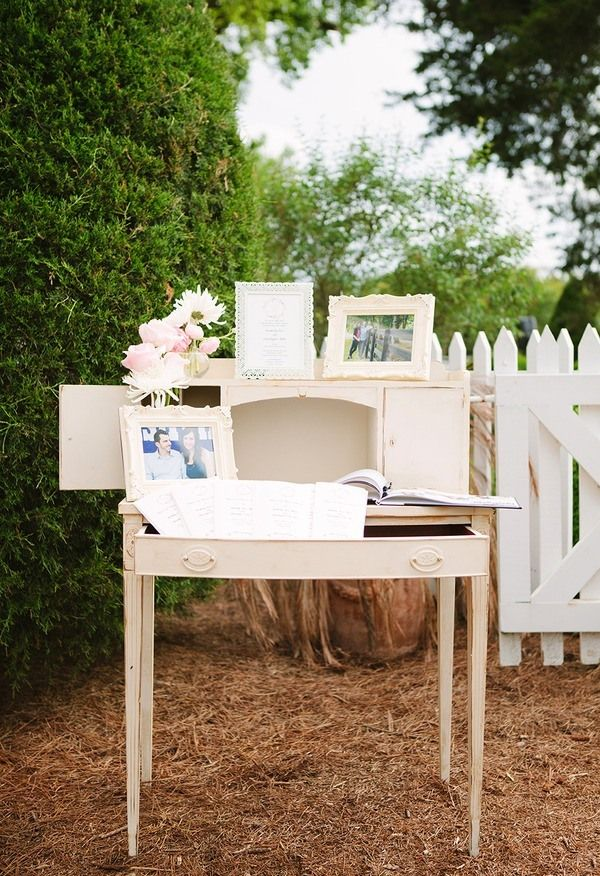 Persephone Vintage Desk. Southern Events, Wild Cotton Photography