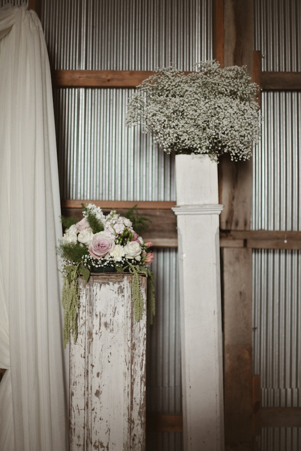 Southern Events, Shabby Chic Barn Wedding Nashvill, Photographix (6)