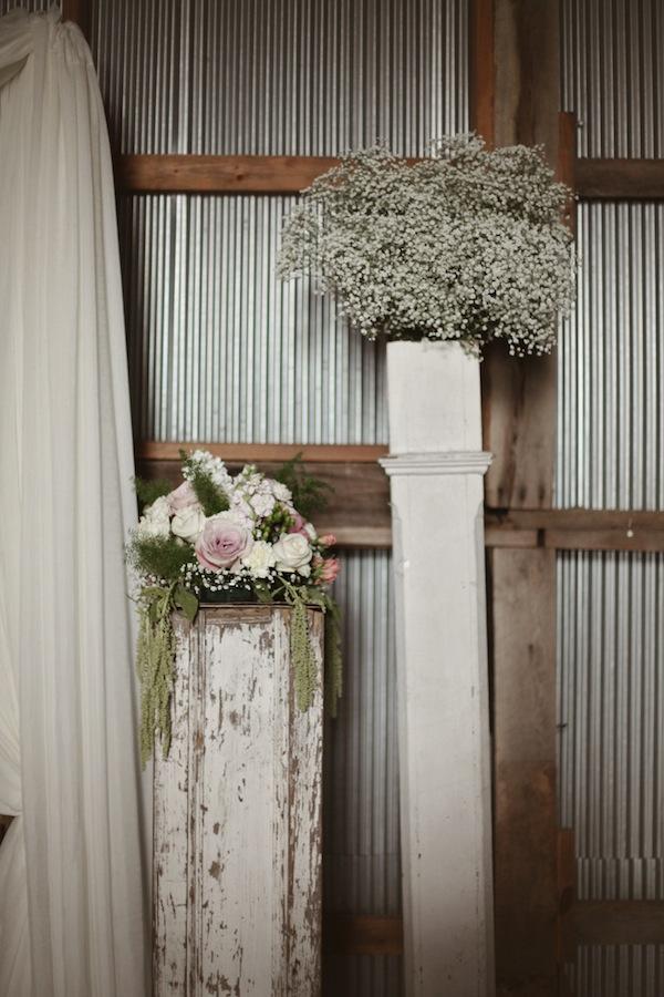 Southern Events, Shabby Chic Barn Wedding Nashvill, Photographix (6)