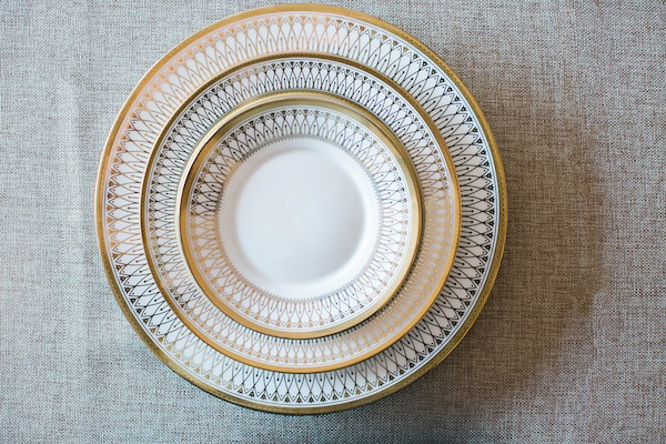 Southern Events Party Rentals, Hamlet Gold Rimmed China, Jen & Chris Creed Photographers-0006