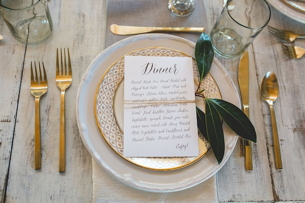 Southern Events Party Rentals, Homestead Manor Style Shoot, Gold Rimmed China Place Setting, SheHeWe Photography-2015-19