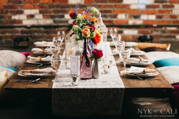 Southern Events Party Rental Company, Boho Wedding Styled Shoot, Nyk + Cali Photography-007