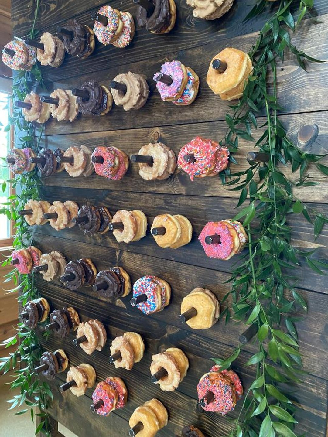 donut wall for rent
