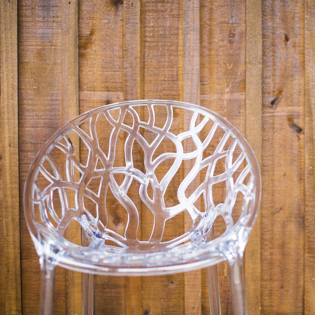 fantasma acrylic chair