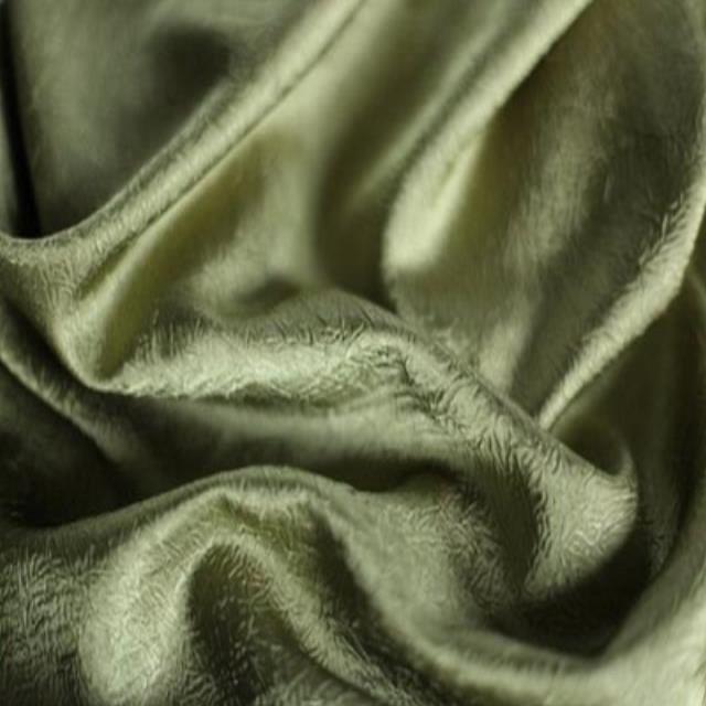 moss velvet linens