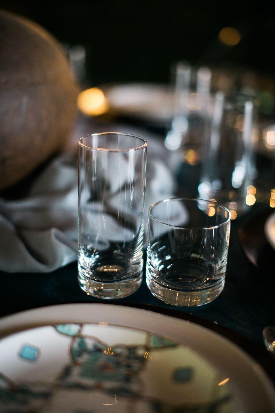 Upton glassware